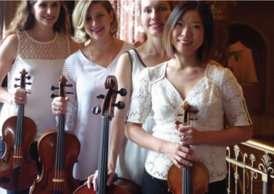 Heights Arts - Close Encounters Chamber Music