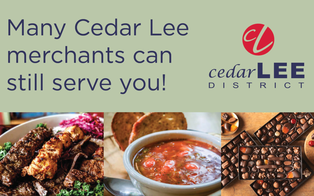 Cedar Lee Merchants Can Serve You!