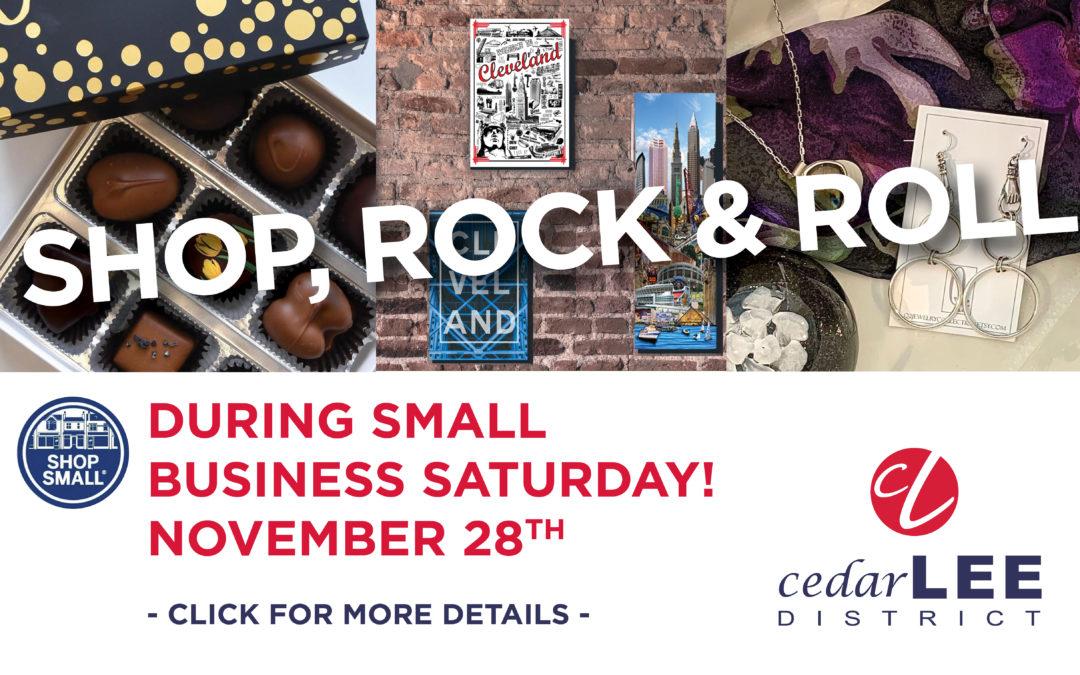 Shop, Rock & Roll – 11/28